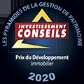 Pyramides de la Gestion de Patrimoine 2020