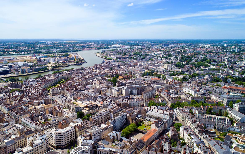 Investir en Nue-propriété à Nantes, capitale du Grand Ouest