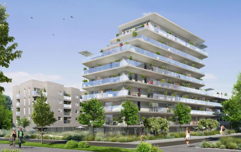 Investir en Nue-propriété à Nantes, résidence Orchestra
