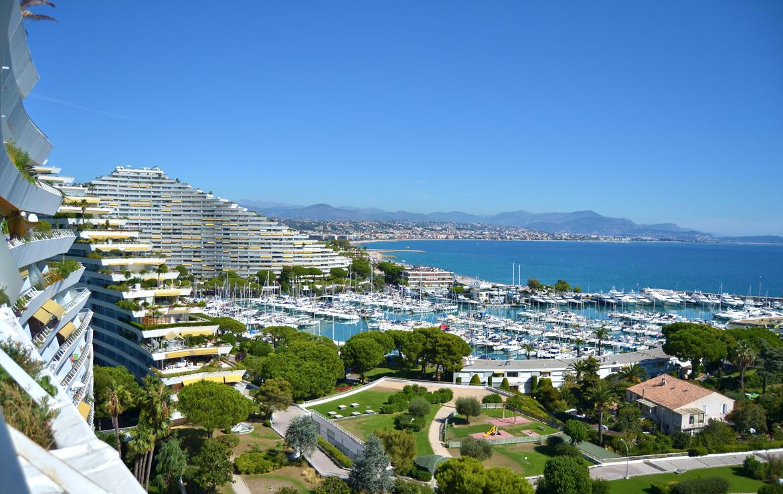 Investir en Nue-propriété à Villeneuve-Loubet