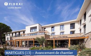 Location meublee martigues chantier