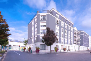 """Investir en location meublée à Vincennes, EHPAD """"Le Verger de Vincennes"""""""