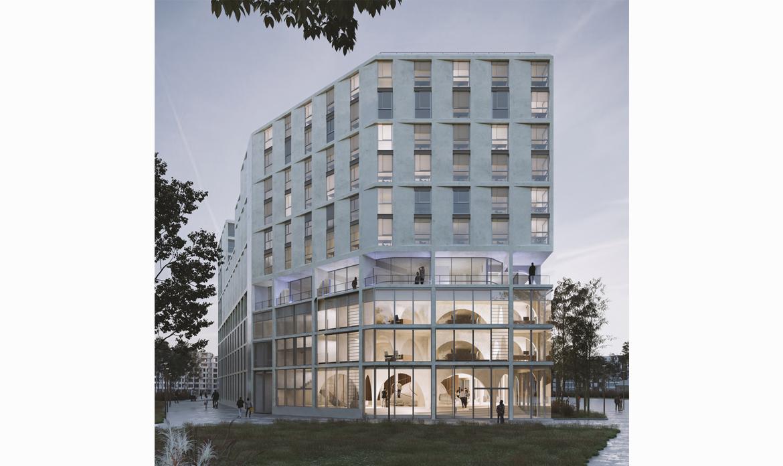 Investir en Location meublée à Bordeaux, résidence étudiante Artémisia