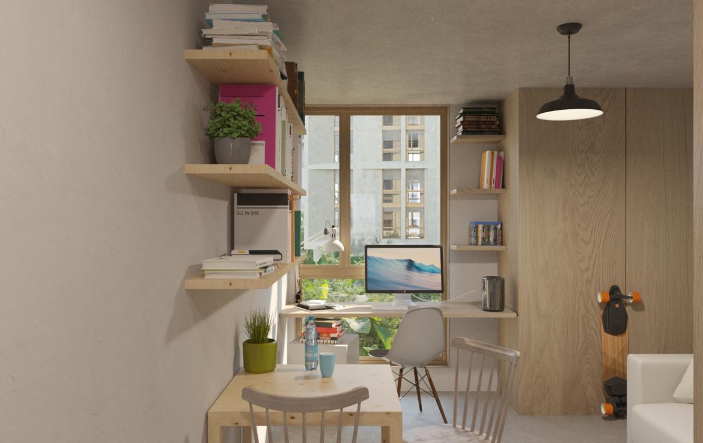 Investir en Location meublée à Bordeaux, résidence étudiante