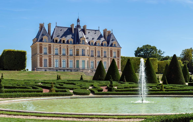 Investir en Nue-propriété à Sceaux, château de Sceaux