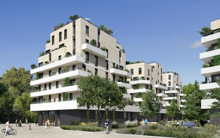 Investir en nue-propriété à Saint-Germain-en-Laye, résidence