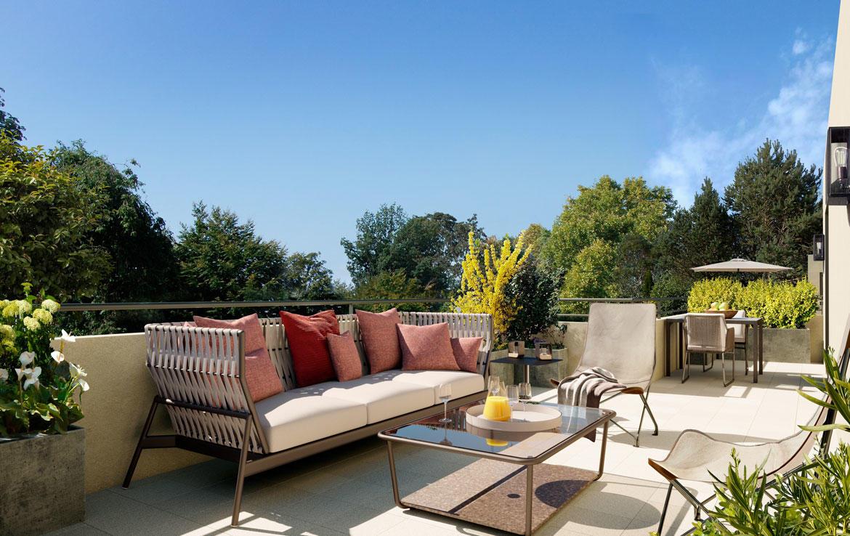 """Investir en nue-propriété à Saint-Germain-en-Laye, résidence """"So Green 2"""""""