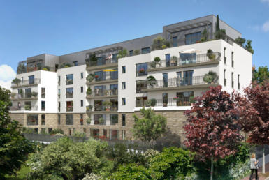 """Investir en Nue-propriété à Sceaux, résidence """"Signature"""""""