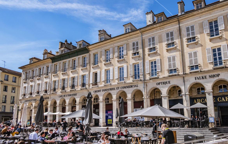 Investir en nue-propriété à Saint-Germain-en-Laye, centre-ville