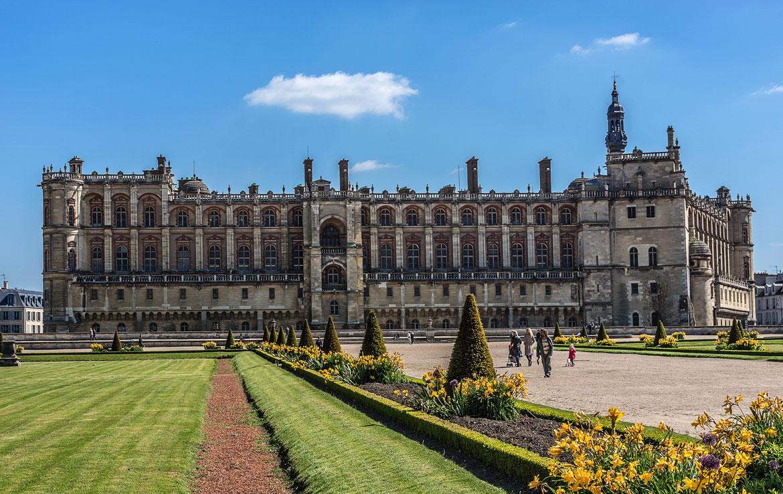 Investir en nue-propriété à Saint-Germain-en-Laye, château de Saint-Germain-en-Laye