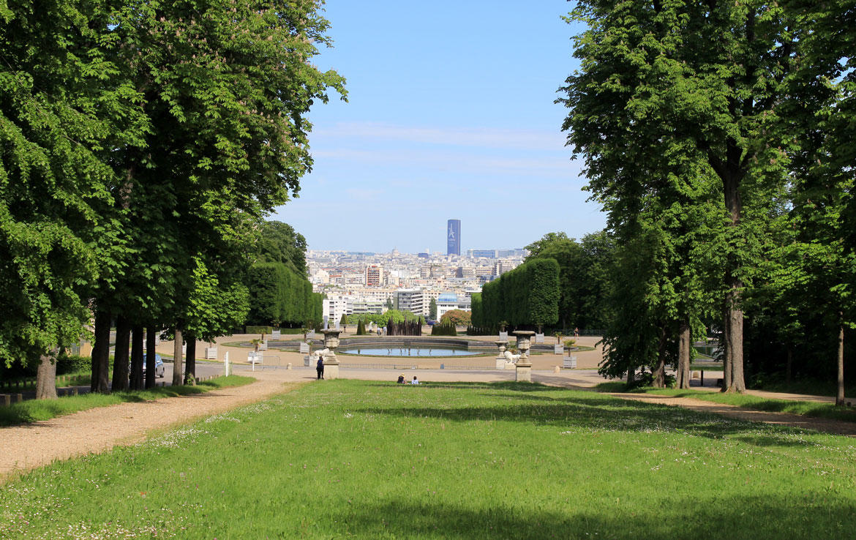 Investir en Nue-propriété à Garches dans les Hauts-de-Seine, en lisière du domaine de Saint-Cloud
