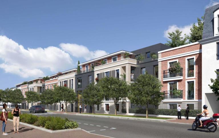 Investir en Nue-propriété dans les Yvelines, résidence