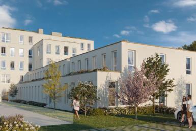 Investir en Location meublée à Nancy, résidence étudiante Avant-garde