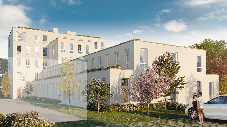 Investir en Location meublée à Nancy, résidence étudiante « Avant-garde »