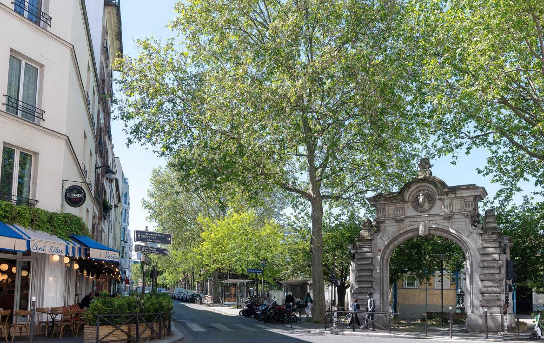 Investir en Nue-propriété à Paris, le XVème arrondissement