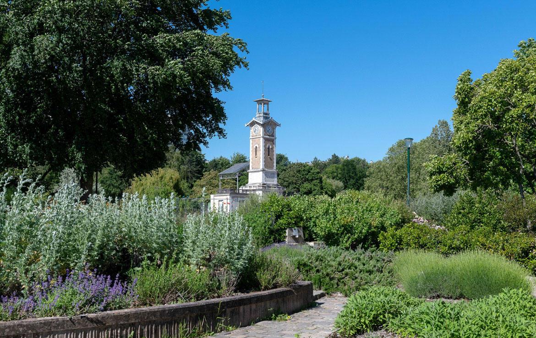 Investir en Nue-propriété à Paris, le parc Georges Brassens dans le XVème arrondissement