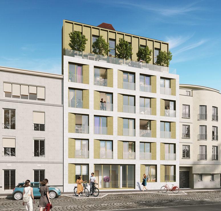 """Investir en Nue-propriété à Paris, résidence """"Auprès de mon Parc"""" dans le XVème arrondissement"""