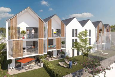 Investir en Nue-propriété dans la Baie de Quiberon, résidence Kermarie