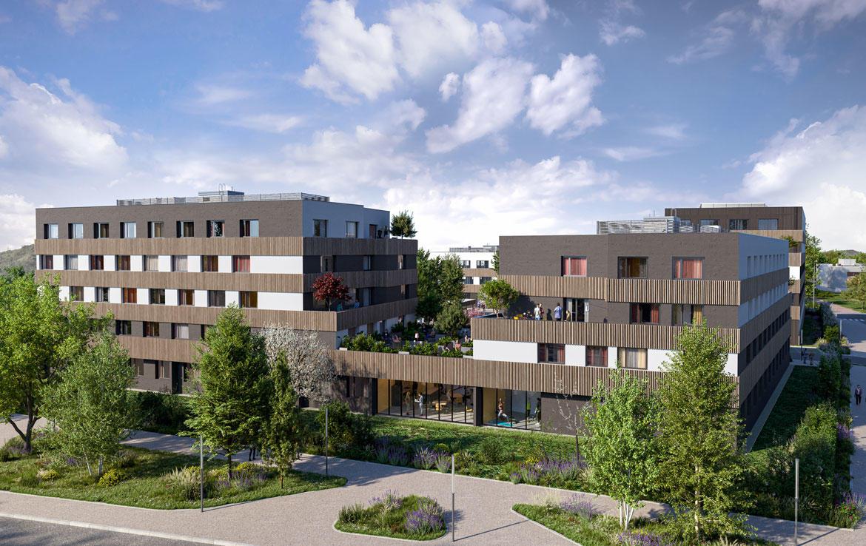 Investir en Location meublée à Lille, résidence étudiante Openlab
